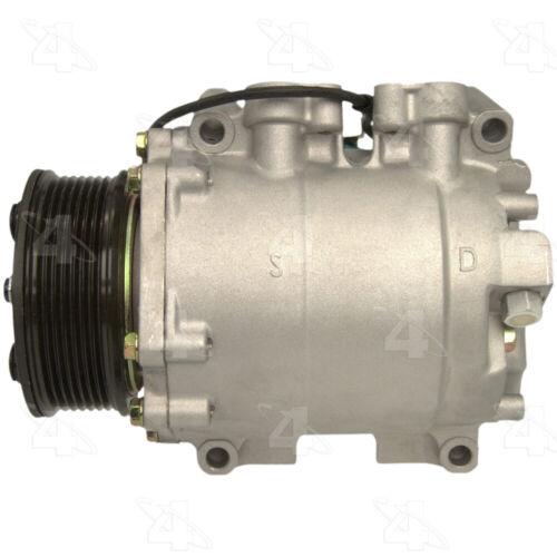 A//C Compressor-New Compressor fits 02-06 Honda CR-V 2.4L-L4