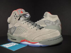 best service 75585 9be97 Image is loading NIKE-AIR-JORDAN-V-5-RETRO-BG-OG-