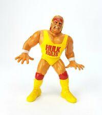 Vintage ☆ HULK HOGAN WWF HASBRO Action Figure ☆ WWE Wrestling 90s Slam