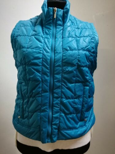 nylon lingerie 100 G Rv Gina Gonna 30 Hs zip con turchese tasche up vest 2 61w7TR