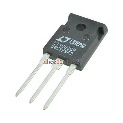 5PCS Positive Adjustable Regulators IC LINEAR TO-3P LT1083CP-12 LT1083CP-12#PBF