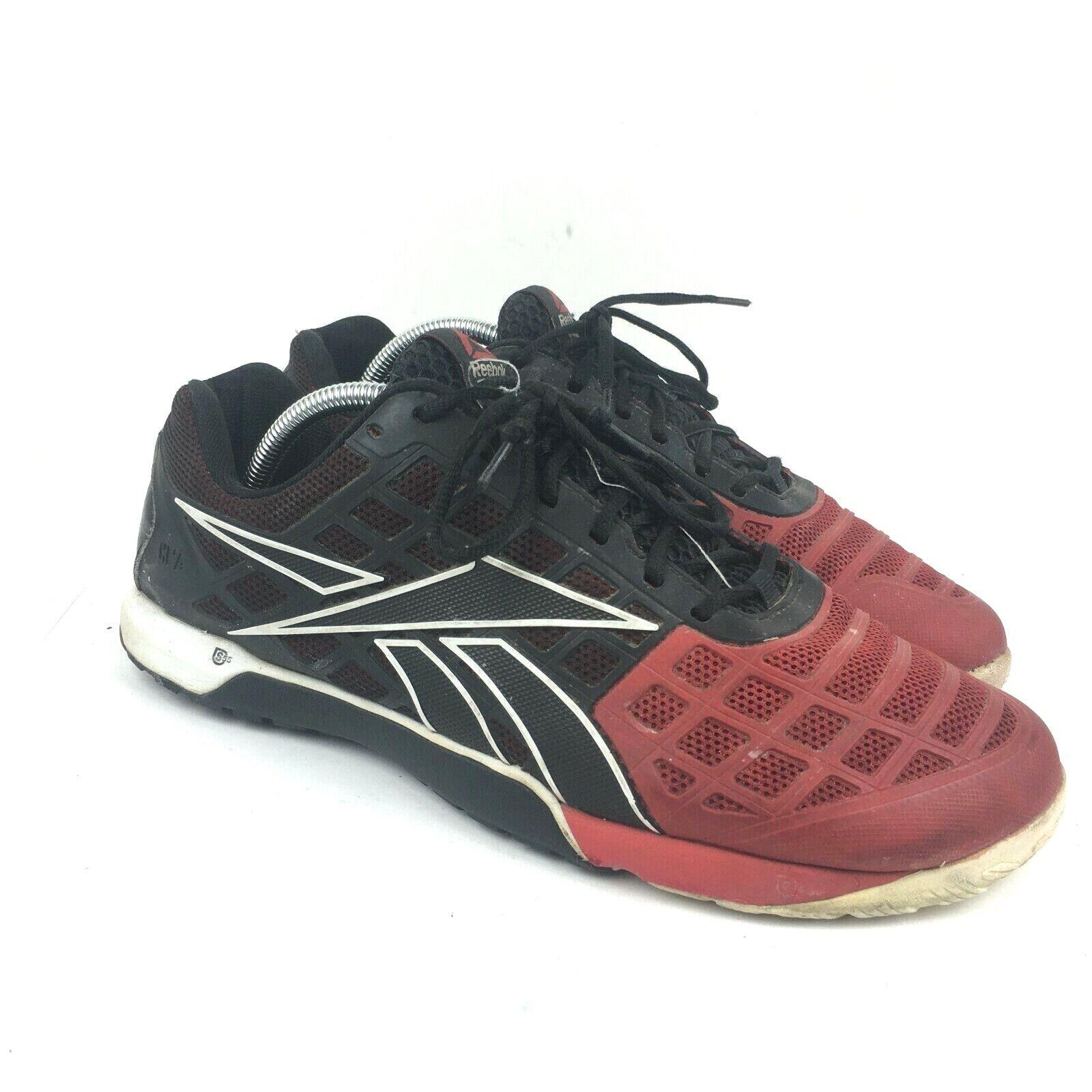 Reebok Nano 5 Men Red Crossfit Shoes