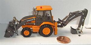 2-Pcs-Volvo-BL71-Excavator-Charger-1-87-HO-EG-Load-NIP-Super