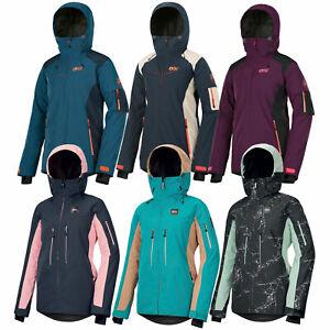 Picture Exa Jacket Damen-Winterjacke Snowboardjacke Ski-Jacke Funktionsjacke