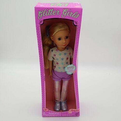 """Amy Lu 14/"""" NIB Glitter Girls™️ Dolls by Battat™️"""