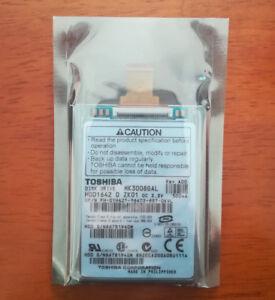 "Toshiba 30gb 1.8/"" Hard Drive MK3008GAL for Apple iPod Video Classic 5th 5.5"