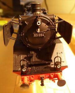 Fleischmann 1103 Locomotive À Vapeur Br 03 094 Db Ep.3, 3 Conducteurs Ac