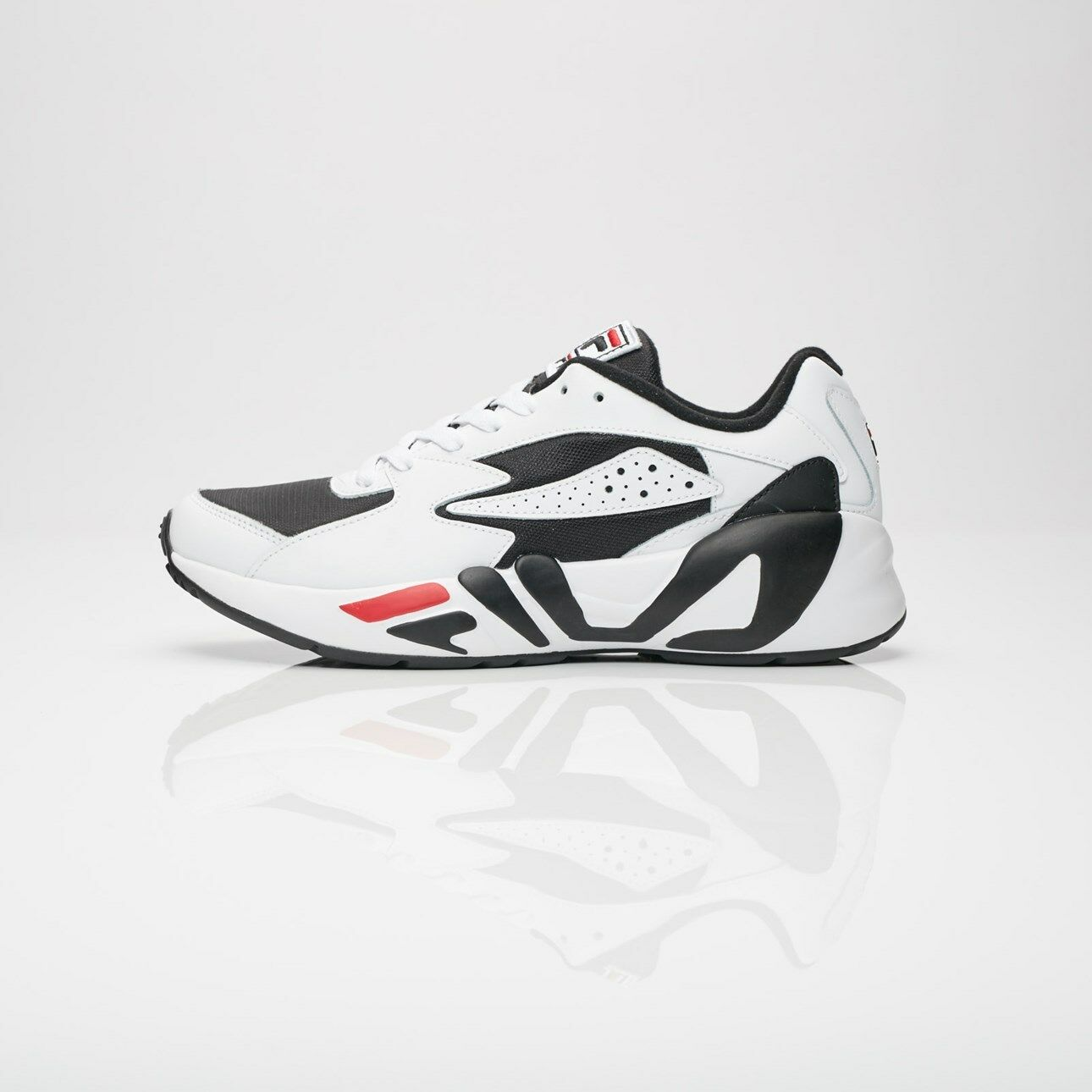 Fila  Mindblower 1RM00128-014 - White FILA Red Black