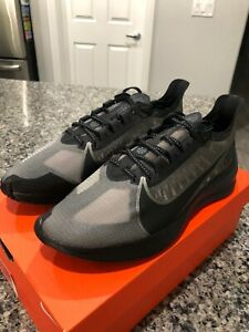 Details about NIB Nike Men's Zoom Gravity Athletic Shoes Black/Anthracite  Pewter Size 10