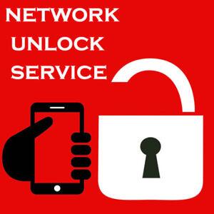 Rogers Fido Iphone с услугой разблокирования всех моделей [быстрый 24 ч или меньше]