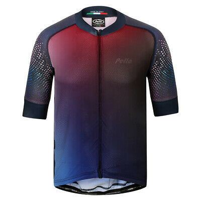 Fox Cycling Men/'s Livewire Ss Jersey Size Medium Red