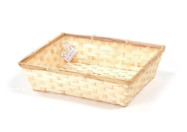 WHOLESALE The Beale Basket Small (BOX OF 25) Storage Hamper Basket