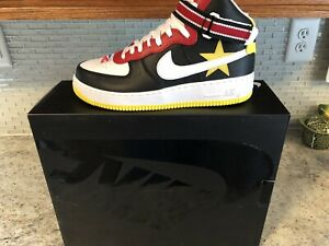 separation shoes a033f 58101 Image is loading Nike-Air-Force-1-High-x-RT-Victorious-