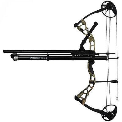 Paintball Airowgun Bow gun-Powered Paintball Marker - Black