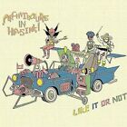 Like It or Not EP [EP] [Digipak] by Architecture in Helsinki (CD, Jul-2008, Polyvinyl)