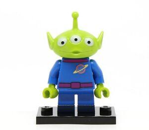 LEGO minifigure serie Disney - ALIENO -  71012