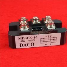 Bridge Rectifier Diode 100A 1600V MDS100A1600V 100 amp 1600 volt 1pcs US Seller