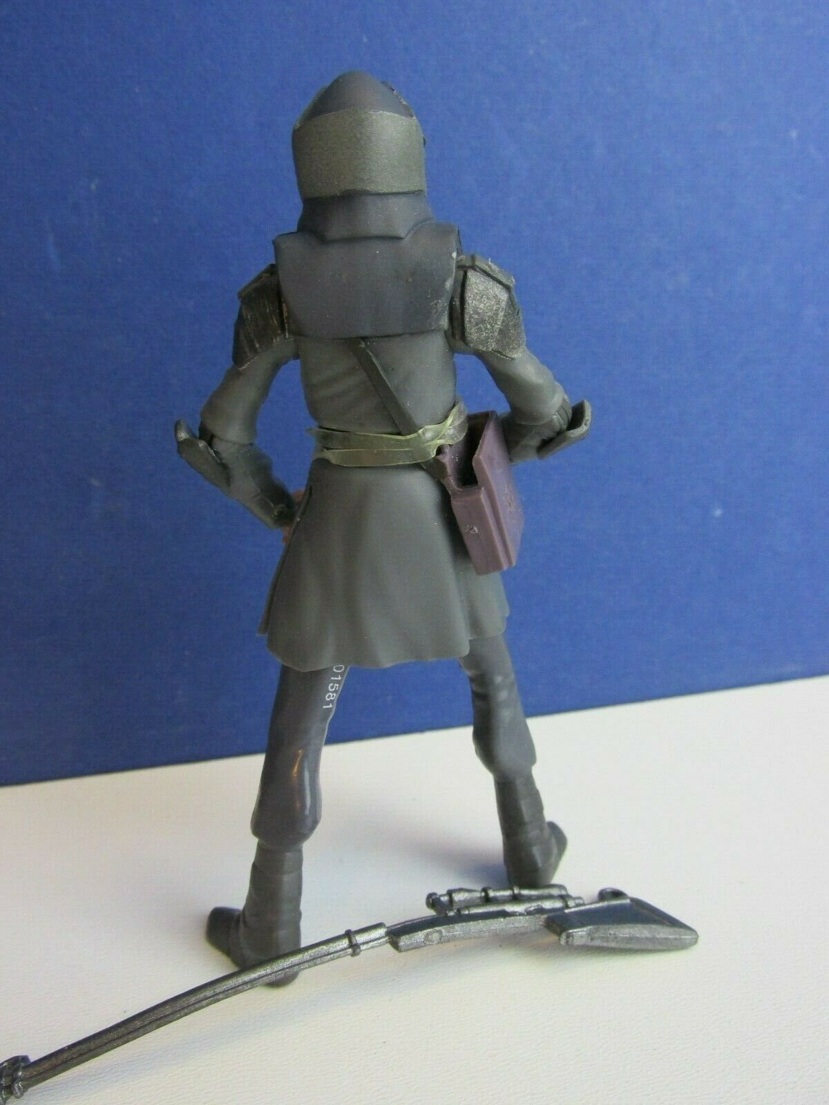 Star Wars NIKTO GUARD Action Figure THE CLONE WARS TCW Hasbro Exclusive 52 V
