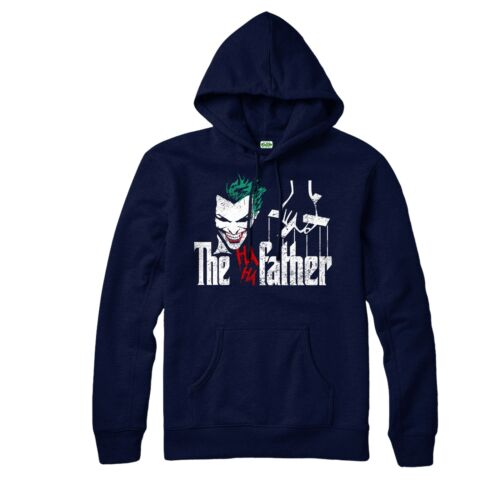 Joker The Haha Father Hoodie Batman The God Father Inspired Hoodie Top