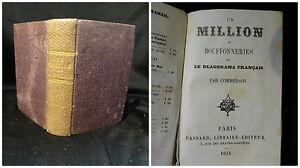 Un-million-de-bouffonneries-ou-le-blagorama-francais-par-commerson-Paris-1854