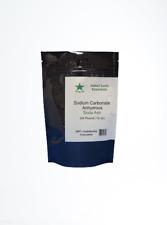 Pure 34lbs Sodium Carbonate Washing Soda Soda Ash Fine Powderfree Shipping