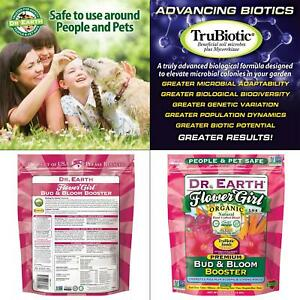 4 lbs. organic flower girl bud and bloom fertilizer