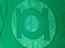 DC Comic's Green Lantern Super Hero Big Bang Theory T Shirt Size XL