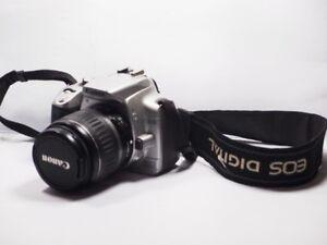 Canon-EOS-400D-Digital-10-1-MP-Kit-mit-Canon-EF-S-18-55mm-Objektiv