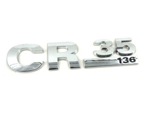 Van TDI Genuino Nuevo VW Volkswagen CR35 136 Trasero Insignia Emblema Para Crafter 2006