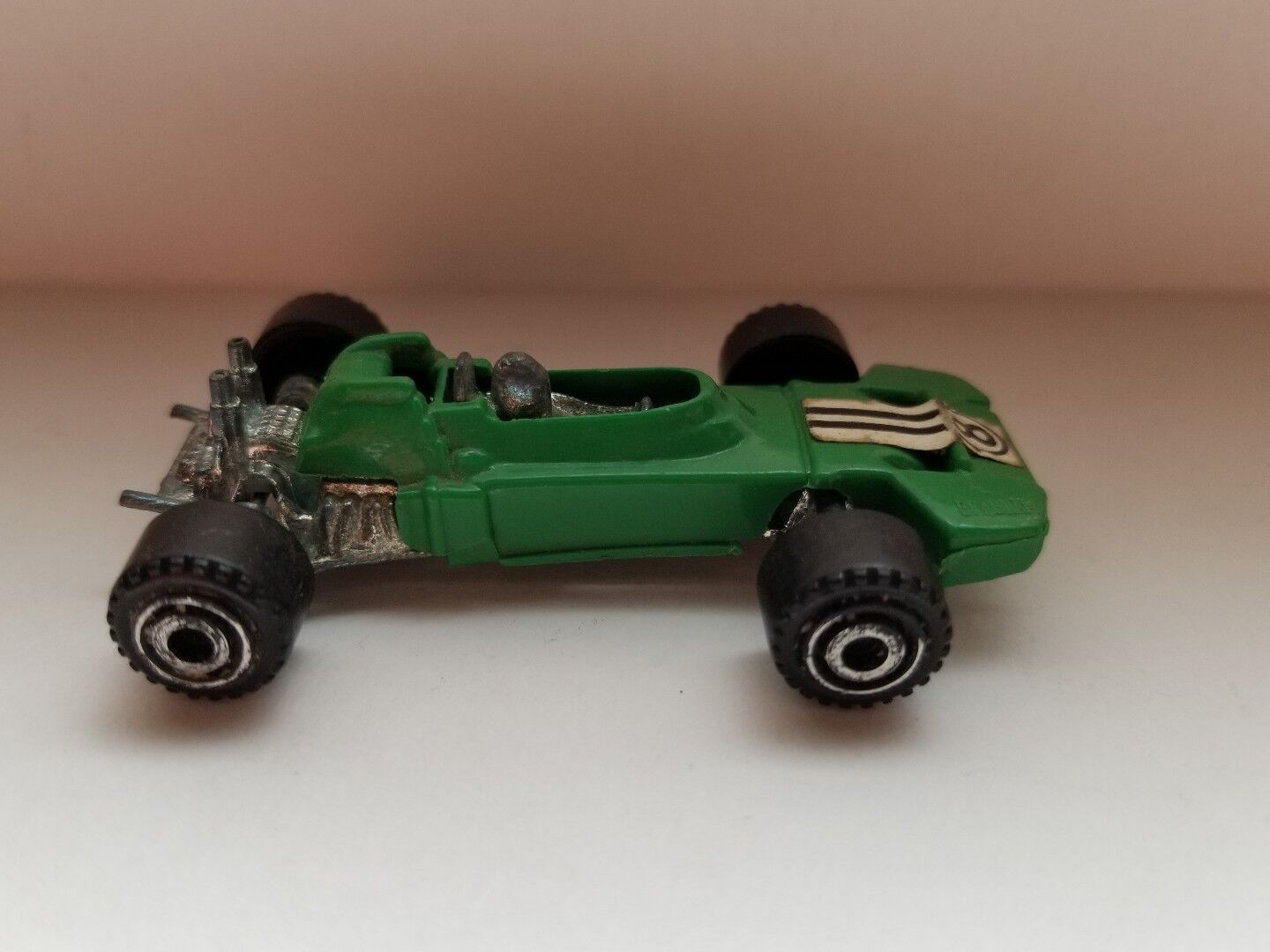 BARLUX Diecast Ford Brabham 1 66 SCALE  VERY RARE MADE IN ITALY