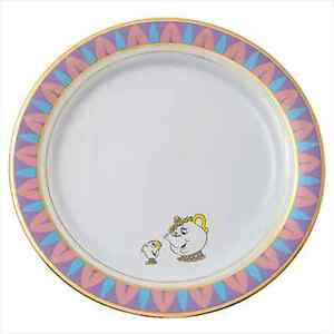 Image is loading Beauty-and-The-Beast-Mrs-Potts-Chip-Dish-  sc 1 st  eBay & Beauty and The Beast Mrs Potts Chip Dish Plate Tokyo Disney Resort ...