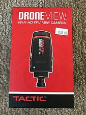 Brand New in Box Tactic DroneView Wi-Fi HD FPV Mini Camera TACZ1000 !!!