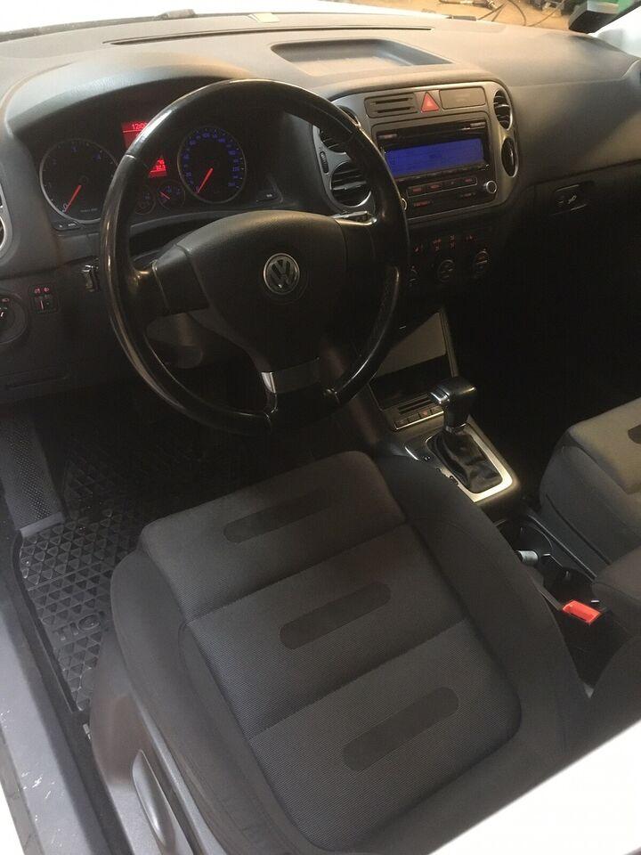VW, Tiguan, 2,0 TDi 140 Sport & Style Tiptr 4M