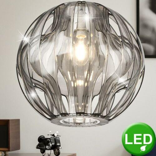 LED Pendel Decken Leuchte Schlaf Zimmer Beleuchtung Kugel