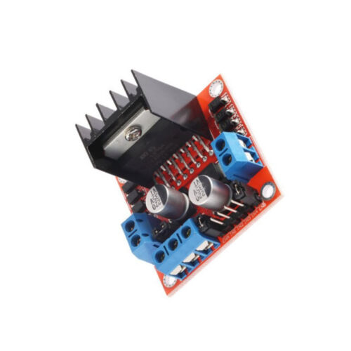 2X L298N DC Stepper Motor Driver Module Dual H Bridge Control Board for Arduino