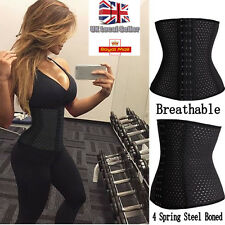 Slimming Body Waist Shaper Training Trainer Tummy Tight Cincher Girdle Corset AS