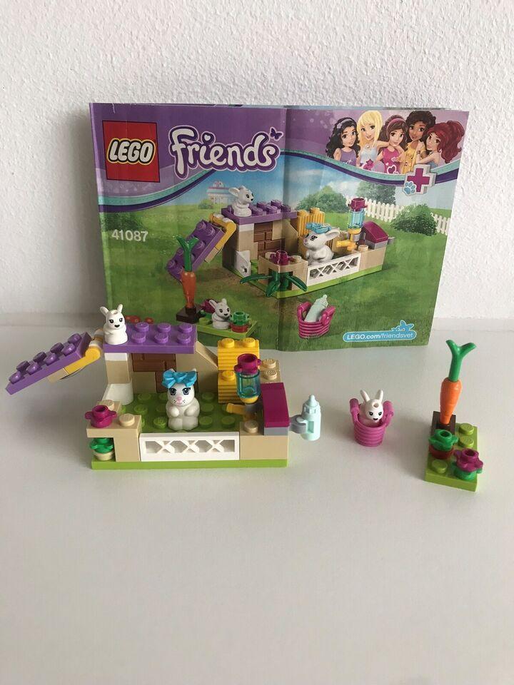 Lego Friends, 41087 & 4111
