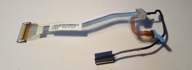 2 DELL RG688 INSPIRON E1705 9300 9400 M90 XPS M170 M1710 LCD CABLES CN-0RG688