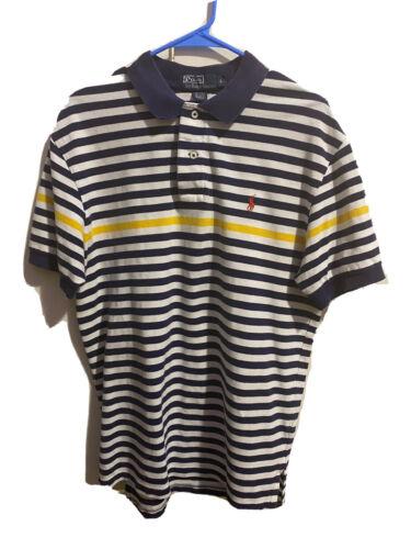 mens vintage 1980s ralph lauren polo shirts large