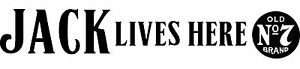 JACK-LIVES-HERE-Jack-Daniels-Vinyl-Decal-Sticker-Set