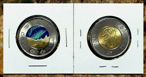 Canada-2017-Dance-of-the-Spirits-Proof-Like-Gem-Colourized-Toonie