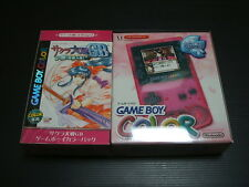 New Nintendo Gameboy Color Sakura Limited Version *100% SEALED* For Collectors