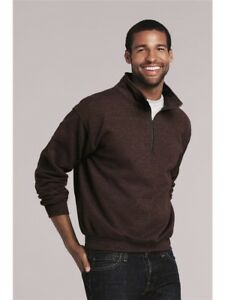 Gildan-Heavy-Blend-Quarter-Zip-Cadet-Collar-Sweatshirt-18800