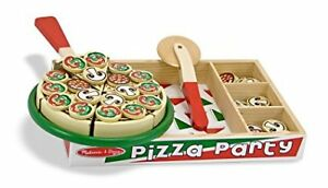 Melissa-amp-Doug-Pizza-Party-Wooden-Play-Food-Set-With-54-Toppings
