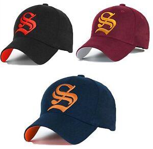 NEW-Casual-BASEBALL-CAP-S-HAT-SNAP-BACK-Size-Adjustable-Strap-Unisex-Mens-Women