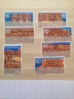 Briefmarken Satz DDR 1970 Archäologische Forschung 1584-1590 postfrisch