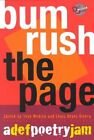 Bum Rush the Page: A Def Poetry Jam by Tony Medina, Louis Reyes Rivera (Paperback, 2002)