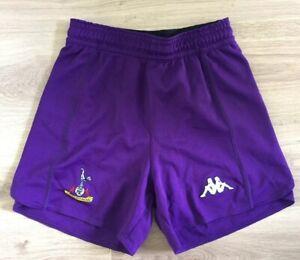 best service fe809 f6ec6 Details about Tottenham Football Shorts Spurs 3rd Kit Original Kappa Men's  Small. 2003-2004