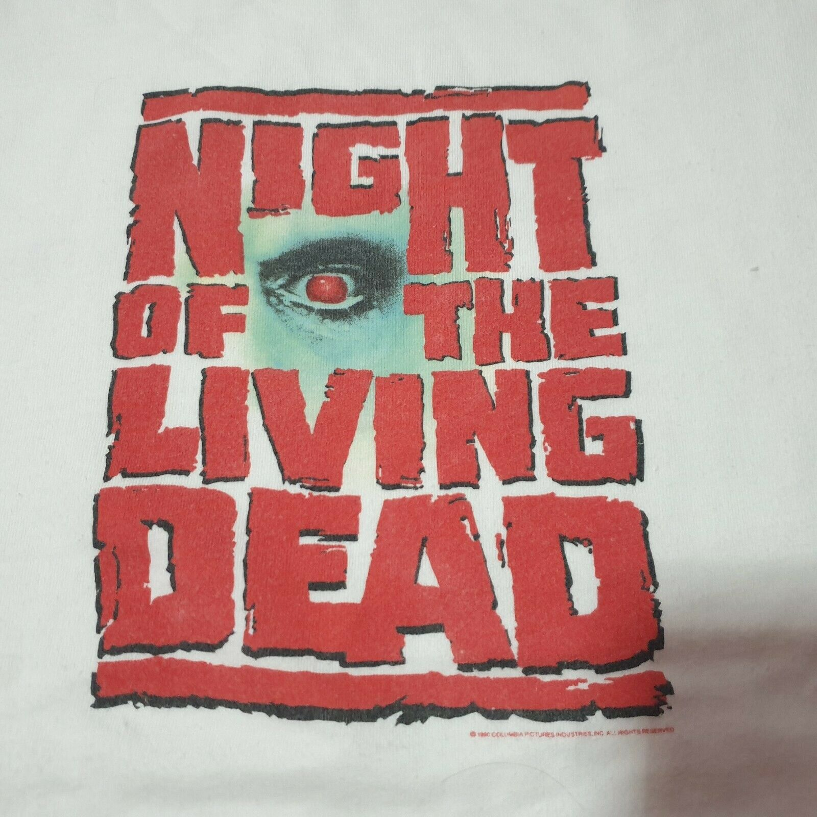 Various Sizes//Colours George A Romero Night Of The Living Dead T-shirt