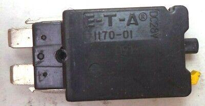 ETA 1170-01 Thermal Automotive Circuit Breaker
